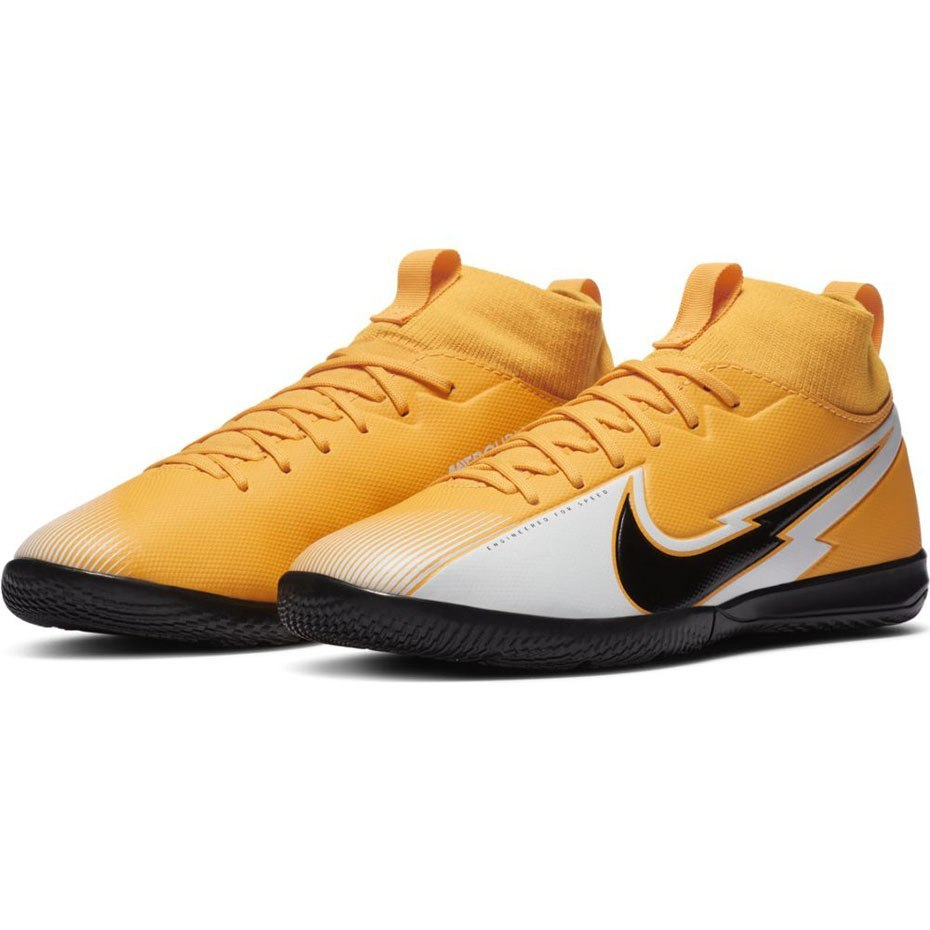Buty piłkarskie Nike Mercurial Superfly 7 Academy IC JUNIOR AT8135 801