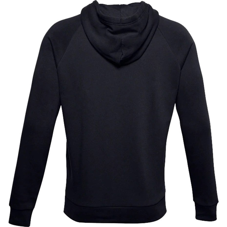 Bluza męska Under Armour Rivial Fleece czarna 1357094 001